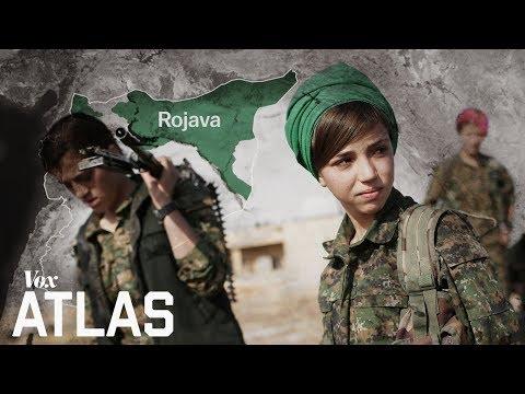 Jak syrští Kurdové budují demokracii - Vox