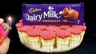 EXPERIMENT Match Vs dairy milk chocolate