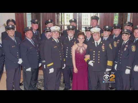 Fire Department Honors Late Chief's Daughter