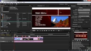 Adobe Encore CS6 Tutorial | Overview | InfiniteSkills