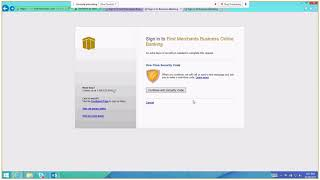 Business Online Banking   Logging In and Security Code Options   Revised2