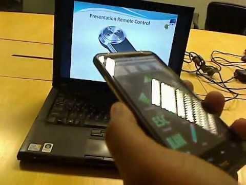 Video of Presto! Remote