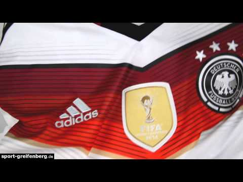 Adidas Deutschland Trikot 4 Sterne