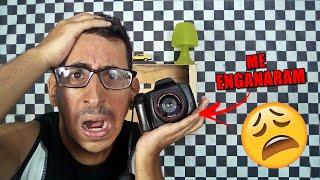 SLR Câmera 16x Zoom 16mp 1080p - Vale A Pena?