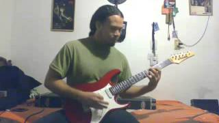 To Die For   Loveless Guitar Cover