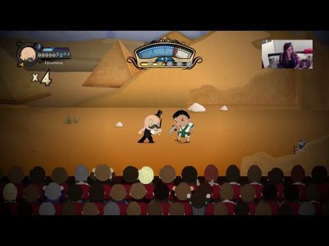 Foul Play PS+ R-e-n =  ❤ (PS4) CZ Záznam streamu /ukázka hry - září 2019/