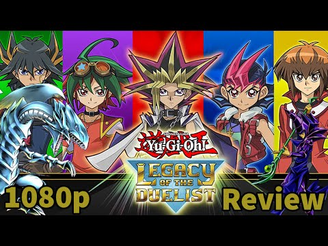 Yu-Gi-Oh Legacy of the Duelist [1080p] [Full Review] [PS4] [Awards / Pros and Cons / Rating]