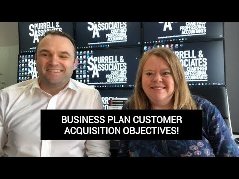 Edmonton Business Consultant |  Customer Acquisition Objectives