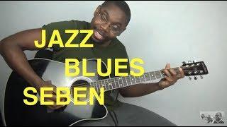 Leçon De Guitare : Le Blues Et Le Jazz Dans Le Sebene Et La Rumba Congolaise #2