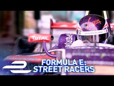 Street Racing In NYC! Formula E: Street Racers - Full Episode