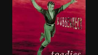 the toadies - pressed against the sky