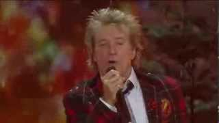 Rod Stewart - Let It Snow 2012