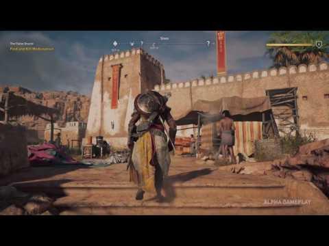 Видео № 2 из игры Assassin's Creed Истоки [PS4]