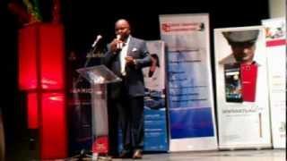 preview picture of video 'Intervention du Ministre de la recherche et de l'innovation lors de la JCertif 2013'