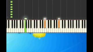 Affairs of the heart   Fleetwood Mac [Piano tutorial by Synthesia]
