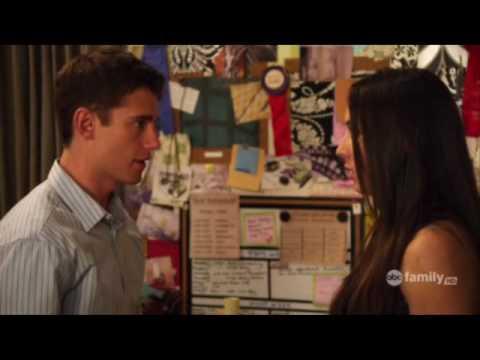 Spencer & Wren - Kiss Scene  (PLL)