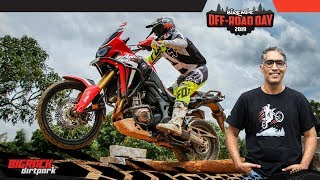 BikeWale Off Road Day 2019 | Top ADVs Tested