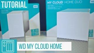 WD My Cloud Home Einrichtung & Funktionen erklärt (Werbung)