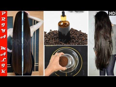 Magical COFFEE HAIR OIL For Double Hair Growth | Magical Hair Growth Treatment for Long Shiny Hair