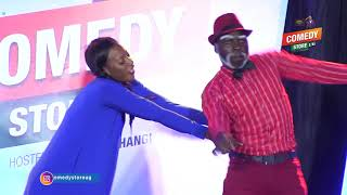 Alex Muhangi Comedy Store UMA   Jajja Bruce
