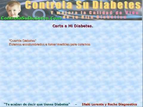 Una de las celebridades niños con diabetes