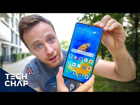 Huawei Mate 20X 5G UNBOXING - The 7.2-inch MONSTER! 😮 | The Tech Chap