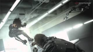 Deus Ex: Human Revolution (короткометражка) русский язык