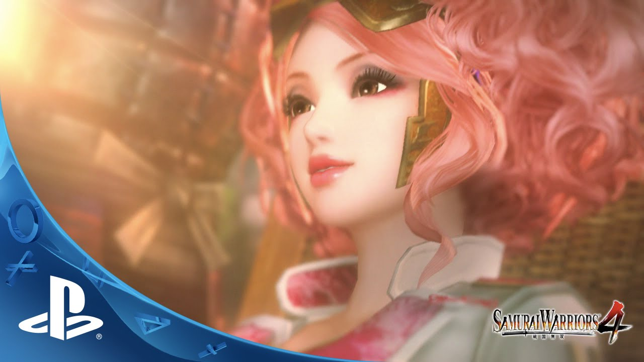 Samurai Warriors 4 Out Today on PS4, PS3, PS Vita