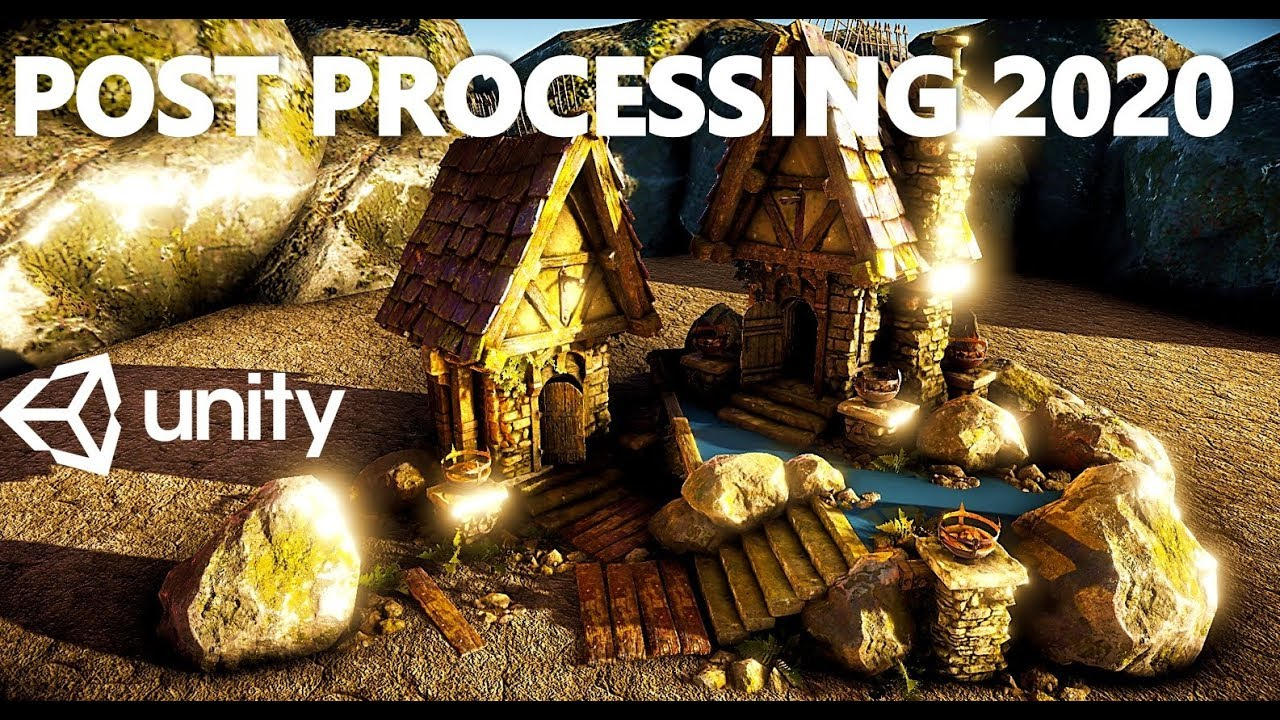 HOW TO USE POST PROCESSING IN UNITY 2020 TUTORIAL