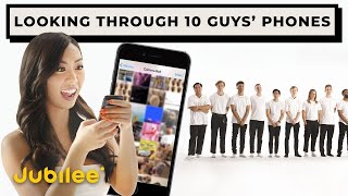 10 vs 1: Blind Dating 10 Guys Through Their Phones
