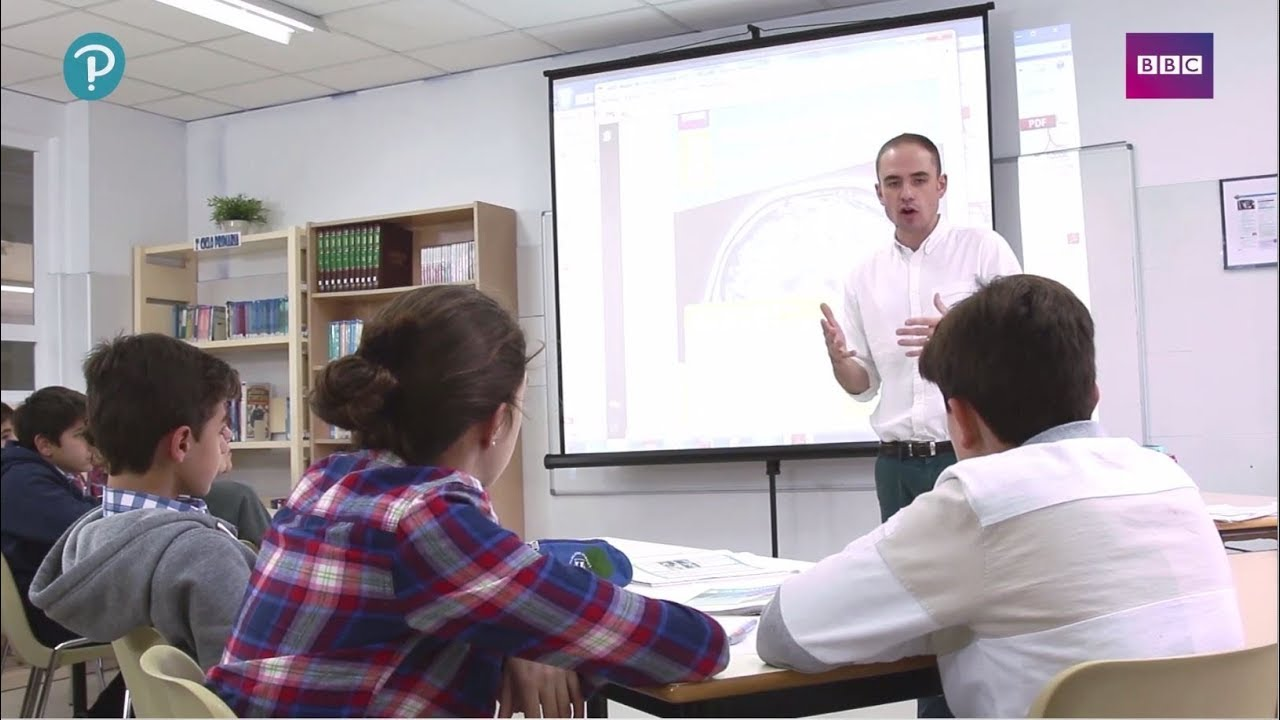 Wider World - Using BBC Culture Videos in the ELT Classroom
