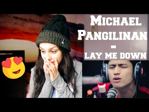 "Michael Pangilinan covers ""Lay Me Down"" - REACTION!!!!"