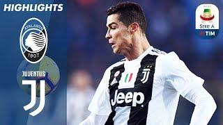 Atalanta 2-2 Juventus  | Ronaldo Scores Dramatic Equaliser For 10-Man Juve | Serie A