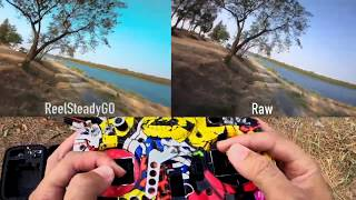ReelSteady Go good for FPV Freestyle?