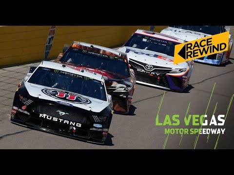 Race Rewind: Joey Logano wins at Las Vegas