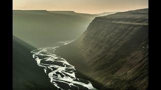 «Затерянный мир» в центре России - плато Путорана.