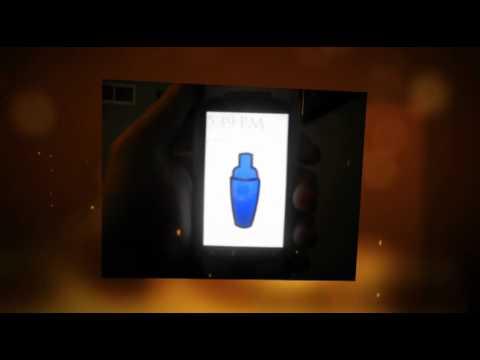 Video of Martini Lock Screen