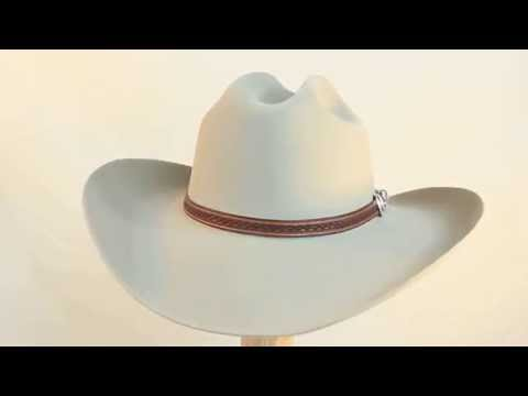 b96d079a7d9 Stetson Marshall 4X Western Hat in Ranch Tan