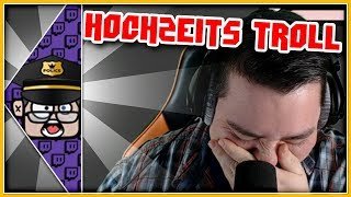 ⇒ TAY DER HOCHZEITSTROLL ⇐ - KW FIVE LIFE: FUNNY MOMENTS - Mastertay