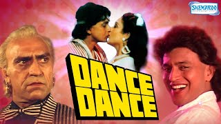 Dance Dance (1987) - Hindi Full Movie - Mithun Chakraborty - Smita Patil - Mandakini -80