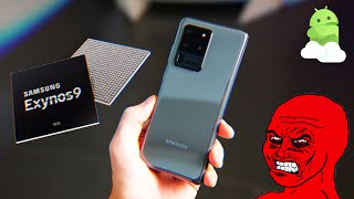 Why does everyone hate Exynos? Galaxy Note 20 Exynos 990 controversy explained