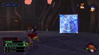 Trying To Beat Unknown In Kingdom Hearts with 0 MP Level  Proud Pt4