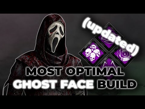 MOST OPTIMAL GHOST FACE BUILD! (updated) - Dead by Daylight!