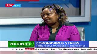 CORONAVIRUS STRESS: Coping with mental effects of COVID-19