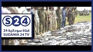 المعاليا والرزيقات يسلمون ألف قطعة سلاح طوعآ بشرق دارفور - مانشيتات سودانية