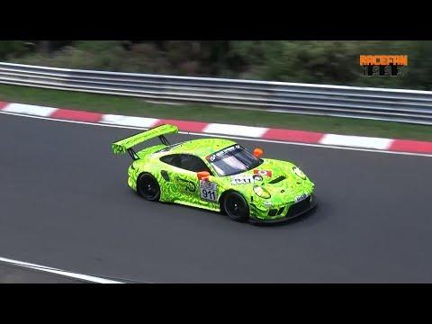 2019 Porsche 911 GT3-R Manthey Racing VLN 6 Nordschleife