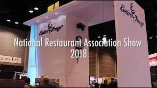 Electro Freeze of Norcal : National Restaurant Association Show.