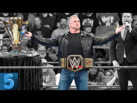 Shane McMahon Could Be The Next WWE Champion...
