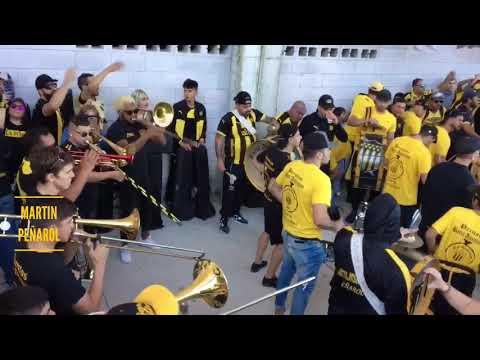 """""""Previa de la Percusión- Hinchada de Peñarol (vs naciomal)"""" Barra: Barra Amsterdam • Club: Peñarol"""