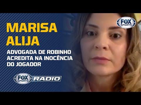 ADVOGADA DE ROBINHO EXPLICA PROCESSO CONTRA JOGADOR NA ITÁLIA | FOX SPORTS RÁDIO